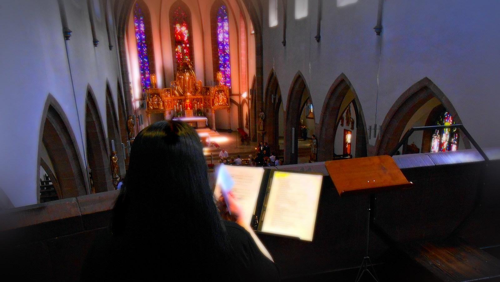 Musikalische Begleitung Zur Taufe Die Hochzeitssängerin Im