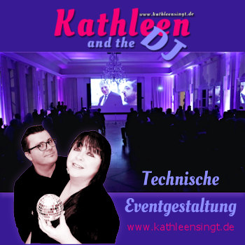 Eventgestaltung Kathleen and the Dj