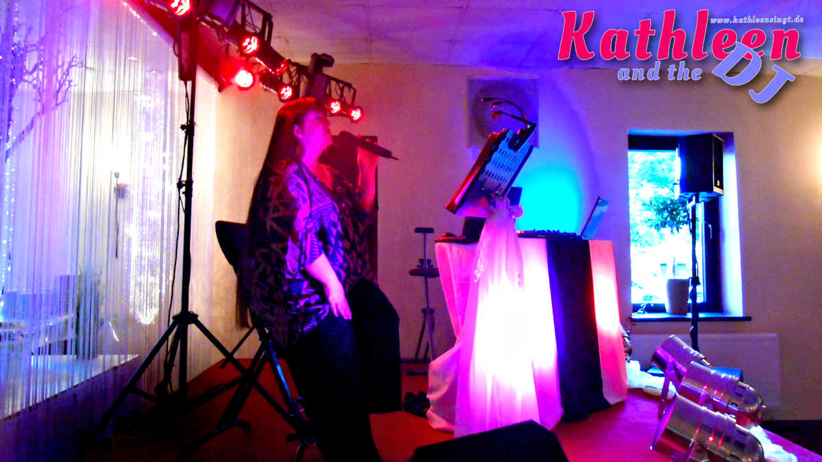 Kathleen and the Dj Krone 3 2015