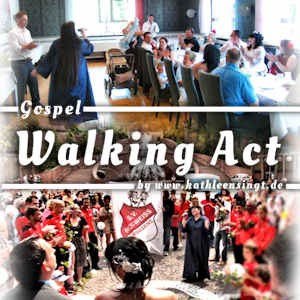 Gospel Walking act by Kathleen