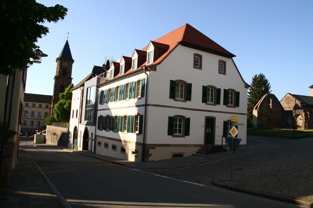 Hotel Kloster Hornbach & das LÖSCH für Freunde - die ...
