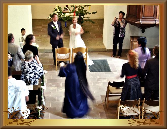 Musik auf der Hochzeitsfeier